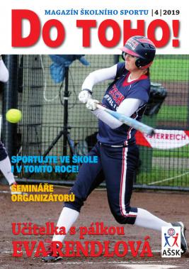 Časopis DO TOHO! - číslo  4/2019