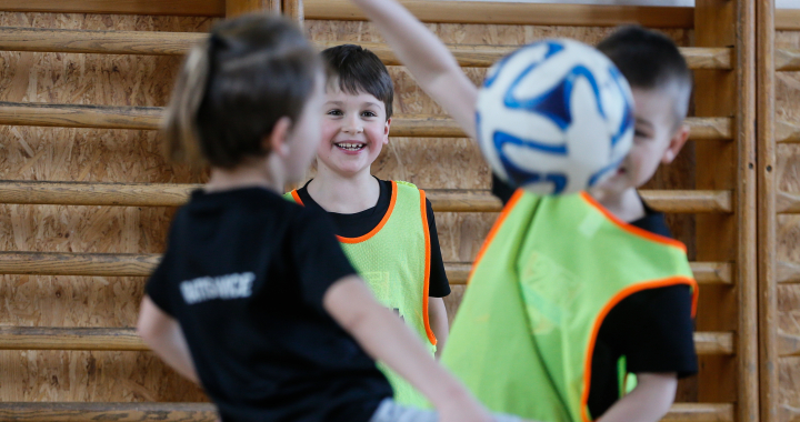 Národní sportovní agentura tady bude hlavně pro všechny děti, řekl její předseda Filip Neusser v ČT 24
